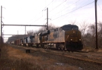 CSX Q410